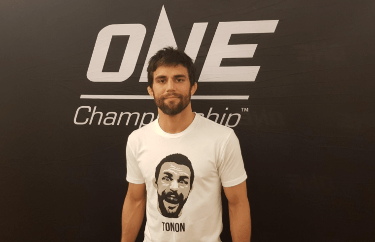 Garry Tonon Out To Make Statement Against Toughest Opponent To Date