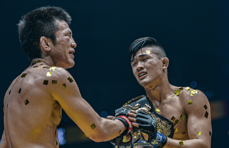 Christian Lee Finishes Shinya Aoki To Win ONE Lightweight Title
