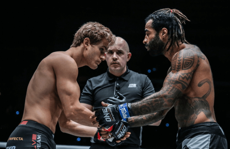 Sage Northcutt Update, Cosmo Alexandre Hits Out At Fans Hating On Him