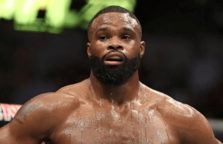 Tyron Woodley: I Have Chronic Arthritis In My Hand