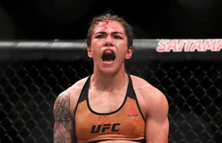 Jessica Andrade Robbed At Gun Point