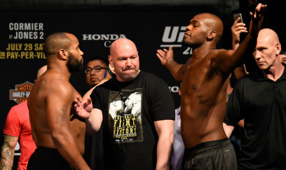 Jon Jones Is Open To Facing Daniel Cormier At Heavyweight