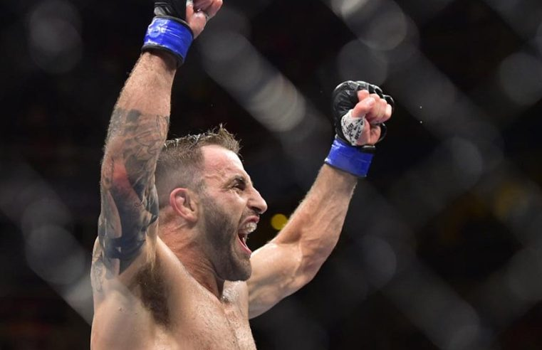 Alexander Volkanovski Confident Of Beating Max Holloway