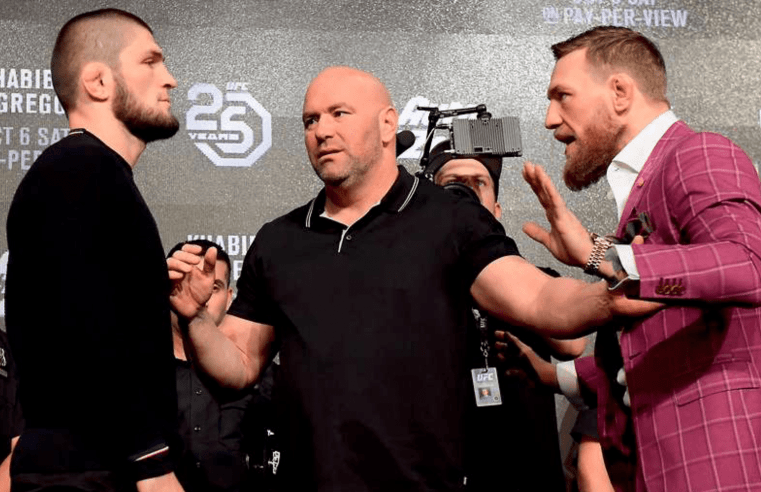 Dana White Can Absolutely See A Rematch Between Conor And Khabib