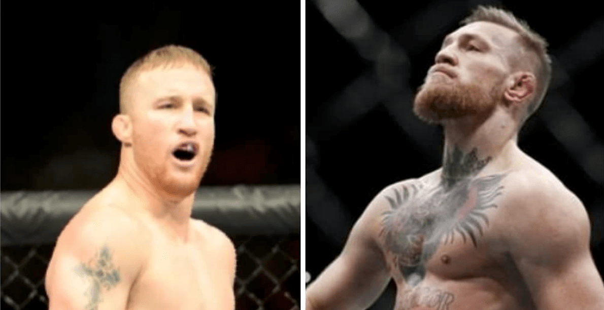 Justin Gaethje And Ali Abdelaziz Hit Out At Conor McGregor