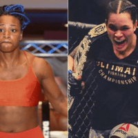 Claressa Shields Says She'd Put Amanda Nunes To Sleep