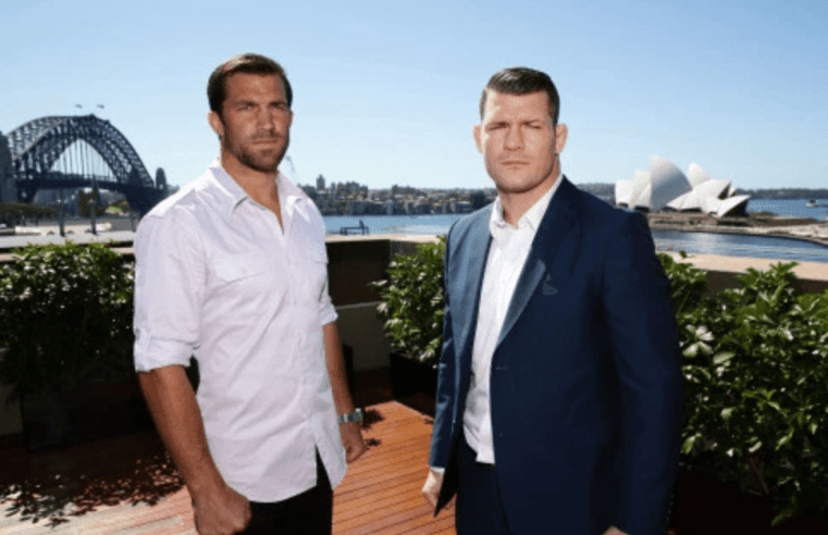 Michael Bisping On Luke Rockhold: It Looks Like His Career Is Over