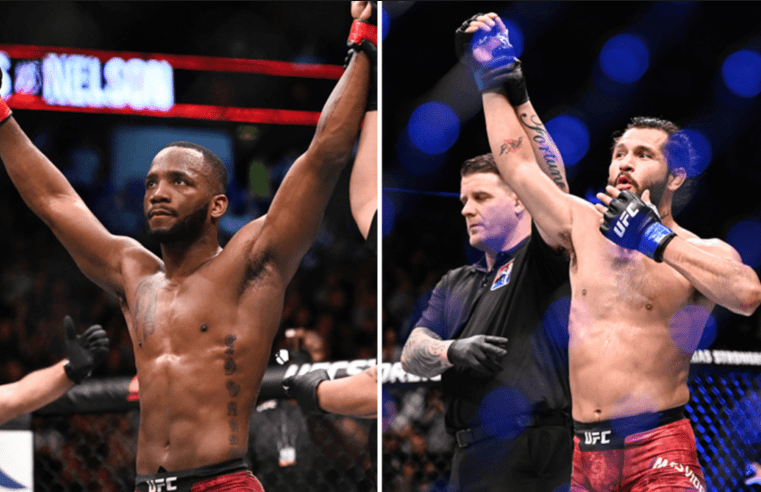 Leon Edwards And Jorge Masvidal's Manager Trade Blows