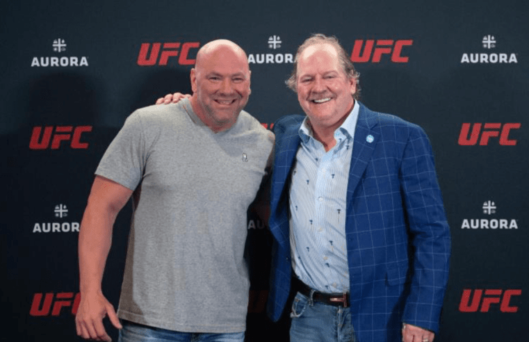 Dana White: Aurora Cannabis Partnership Could Benefit All Of Humanity