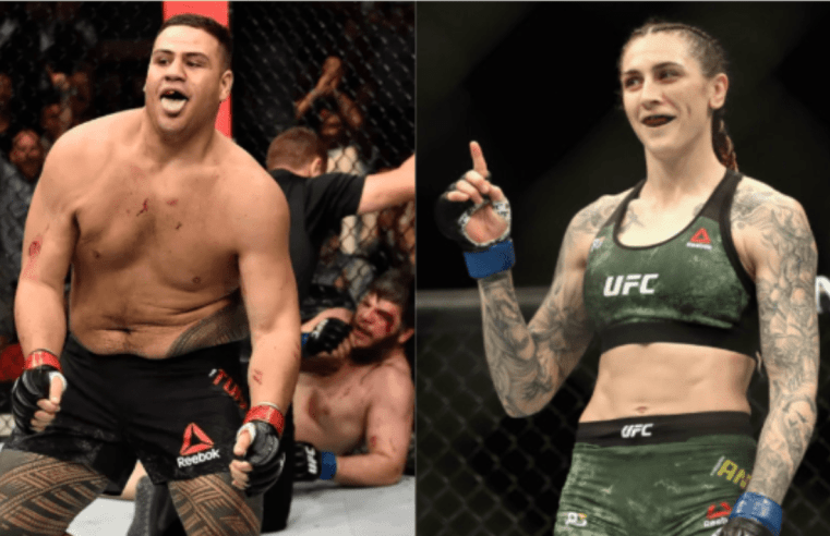 More Fights Added To UFC 243