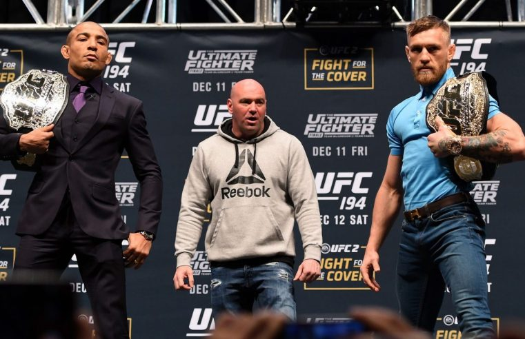 Conor McGregor Vs Jose Aldo 2 In The Works – Report