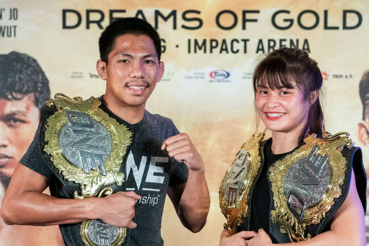 ONE: Dreams Of Gold Weigh-Ins And Hydration Tests Results
