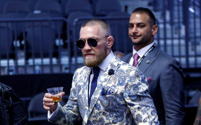 Video Emerges Of Conor McGregor Throwing Punch In Pub In April