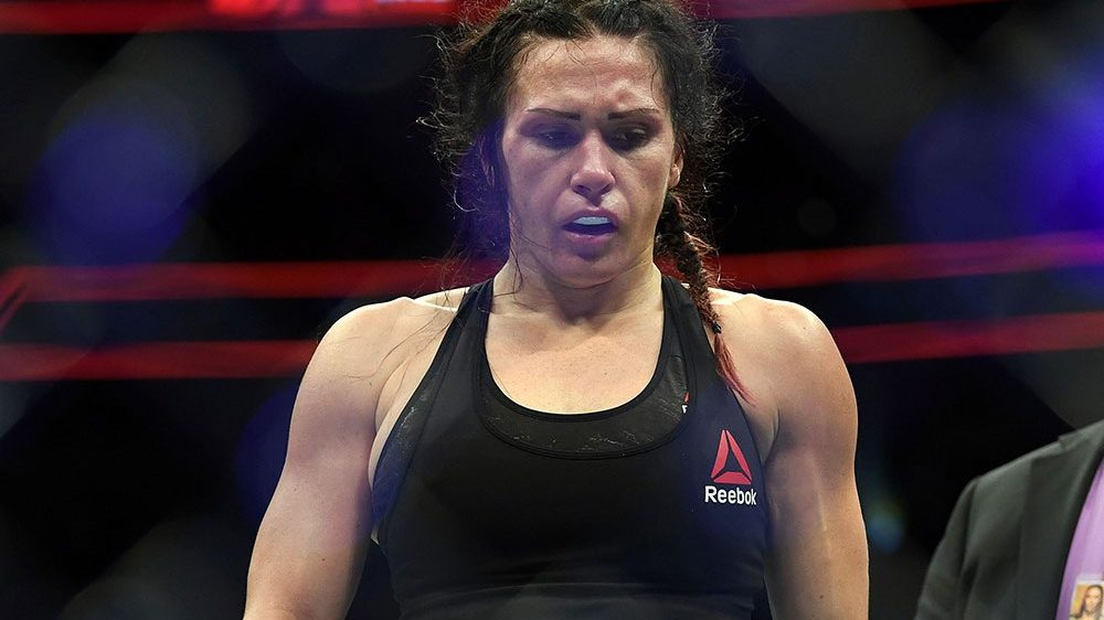 """""""Alpha"""" Cat Zingano Released From The UFC, Zingano Comments"""