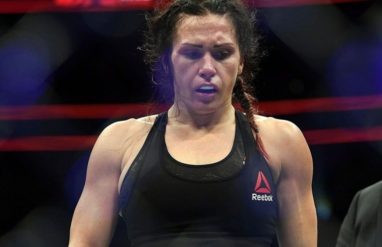 """Alpha"" Cat Zingano Released From The UFC, Zingano Comments"