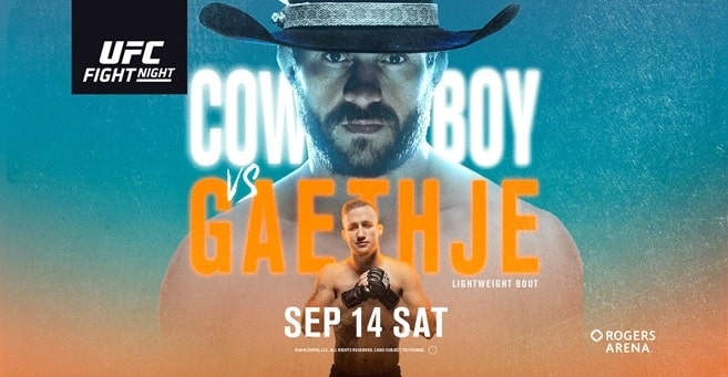 This Is How The MMA World Reacted To Gaethje vs 'Cowboy'