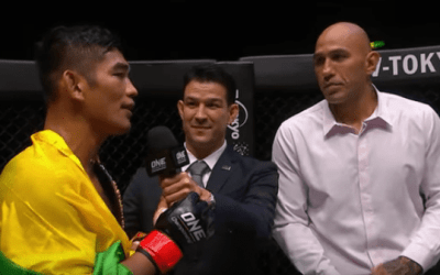 Brandon Vera Is 'Super Excited' To Face Aung La N Sang