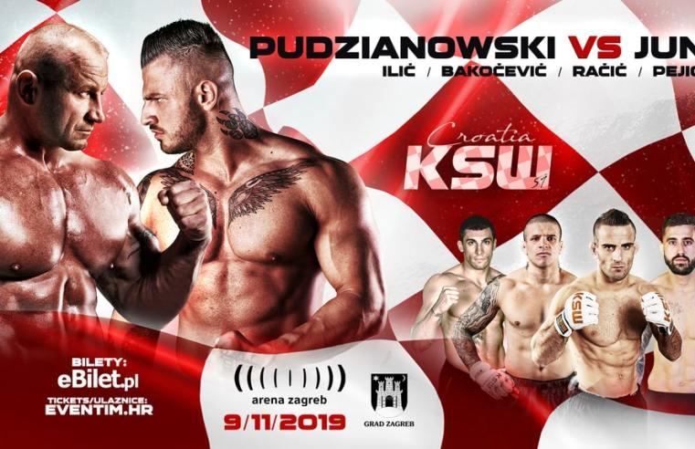 KSW Is Heading To Croatia