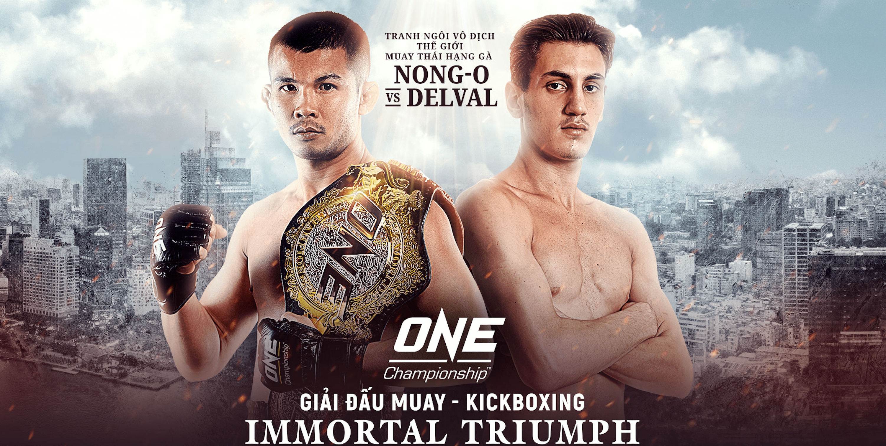 ONE: Immortal Triumph Weigh-In And Hydration Tests Results