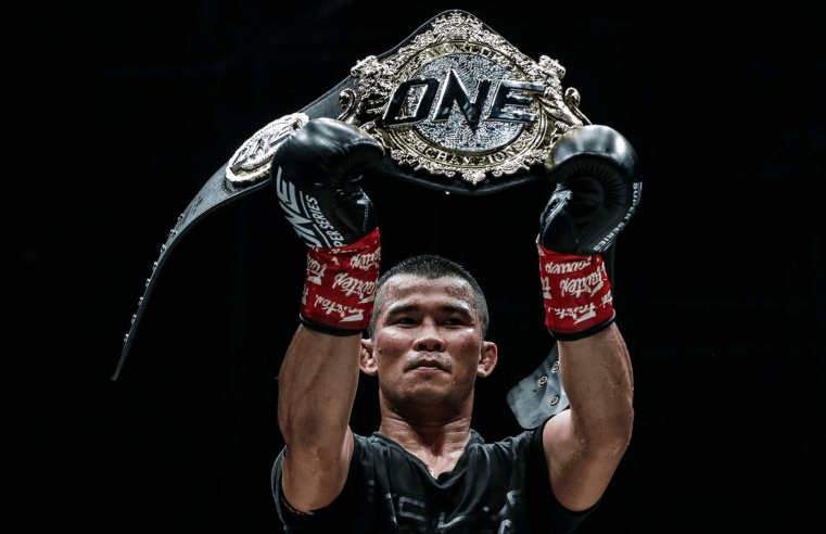 Nong-O Defends Title At ONE: Immortal Triumph