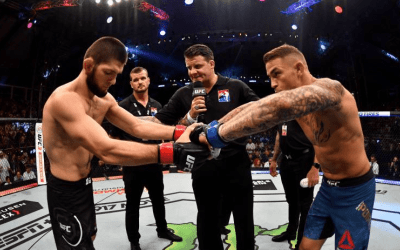 UFC: Dustin Poirier Reflects On Almost Finishing Khabib Nurmagomedov
