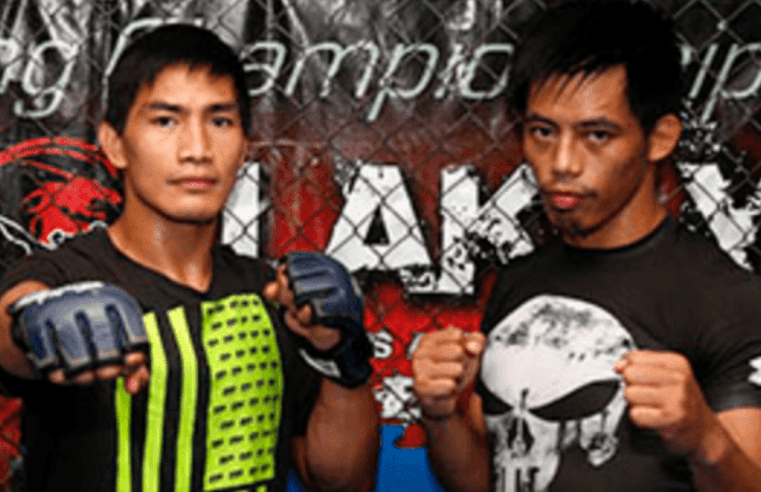 Eduard Folayang Is Confident Honorio Banario Will Do Well In Tokyo