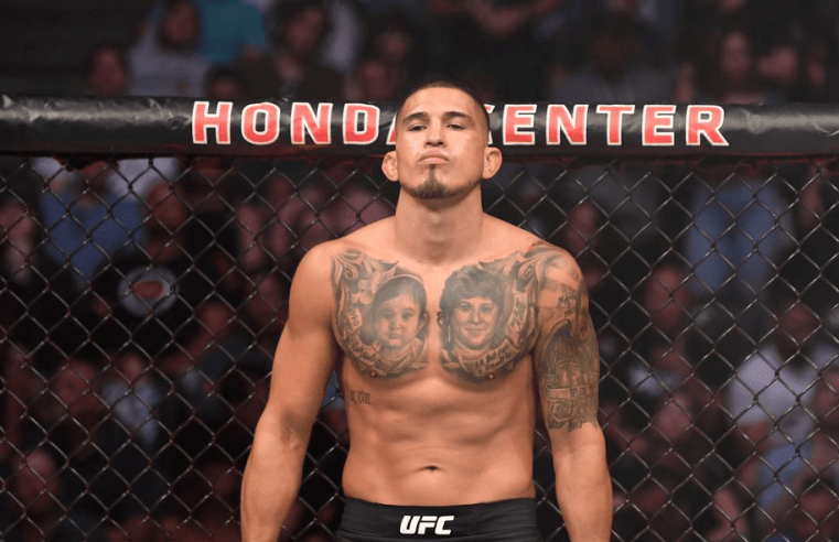 Anthony Pettis Calls Out Diego Sanchez