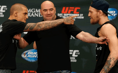 Dustin Poirier Responds To Conor McGregor Tweet