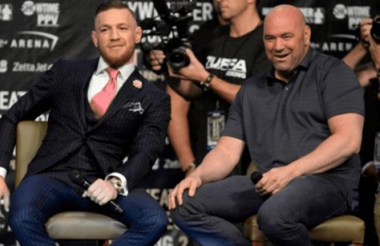 Dana White Gives Update On Conor McGregor vs 'Cowboy' Cerrone