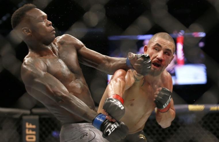 Robert Whittaker Issues Statement After UFC 243 Loss To Israel Adesanya