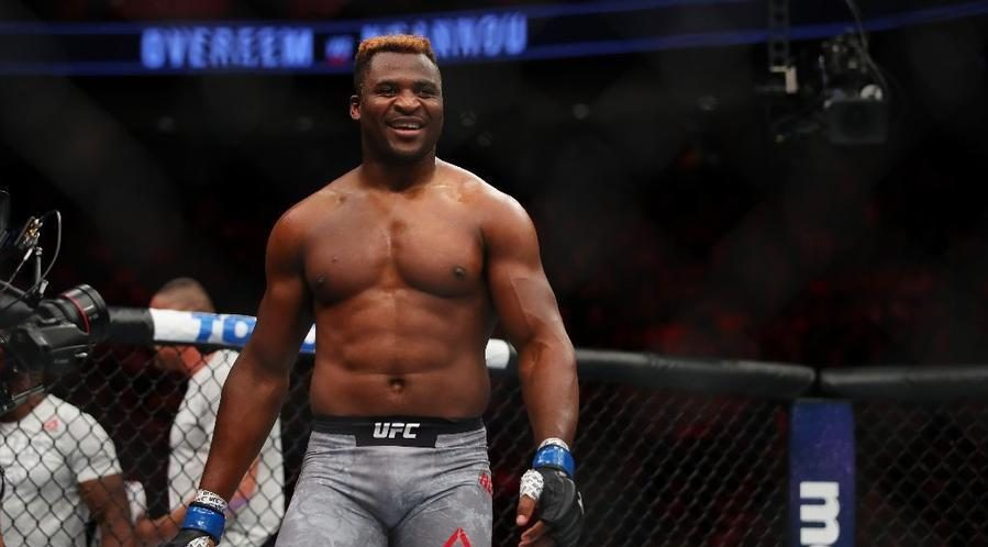 Ngannou Interested In Fighting Anthony Johnson Only If Stakes Are High