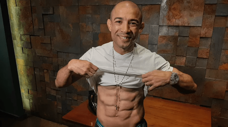 Jose Aldo Talks Fighting At 135 Lbs, Calls Cejudo An 'Actor'
