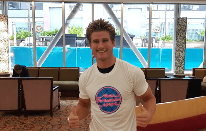 ONE: Sage Northcutt Plans To Move Down Two Weight Classes
