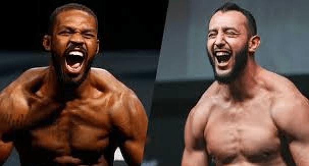 UFC: Jon Jones Hits Out At Dominick Reyes