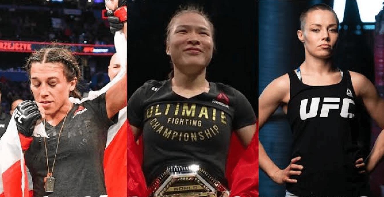 Andrade Thinks Zhang Beats Jedrzejczyk, Namajunas Ready To Return