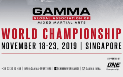 2019 GAMMA World Championships Go Down In Singapore Next Week