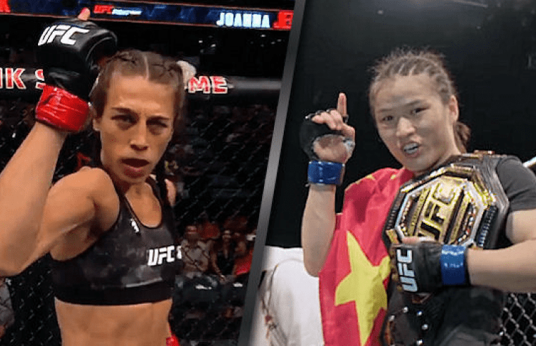 UFC – Jedrzejczyk: I Will Go To China And Beat The S*** Out Of Zhang