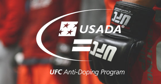 UFC And USADA Announce Anti-Doping Policy Changes