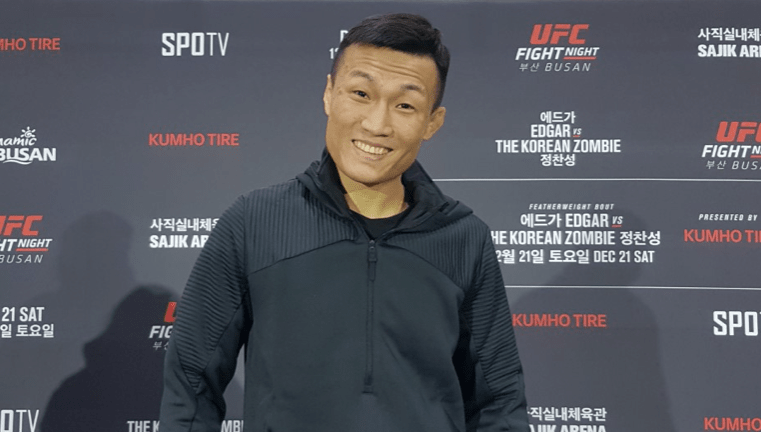 'The Korean Zombie' On Potential Opponents And 'The Korean Superboy'
