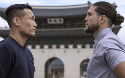 'Korean Zombie' Recalls Incident With Brian Ortega & Jay Park At UFC 248