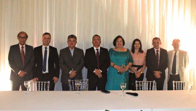 Bergson Formiga é reconduzido à presidência da APMP