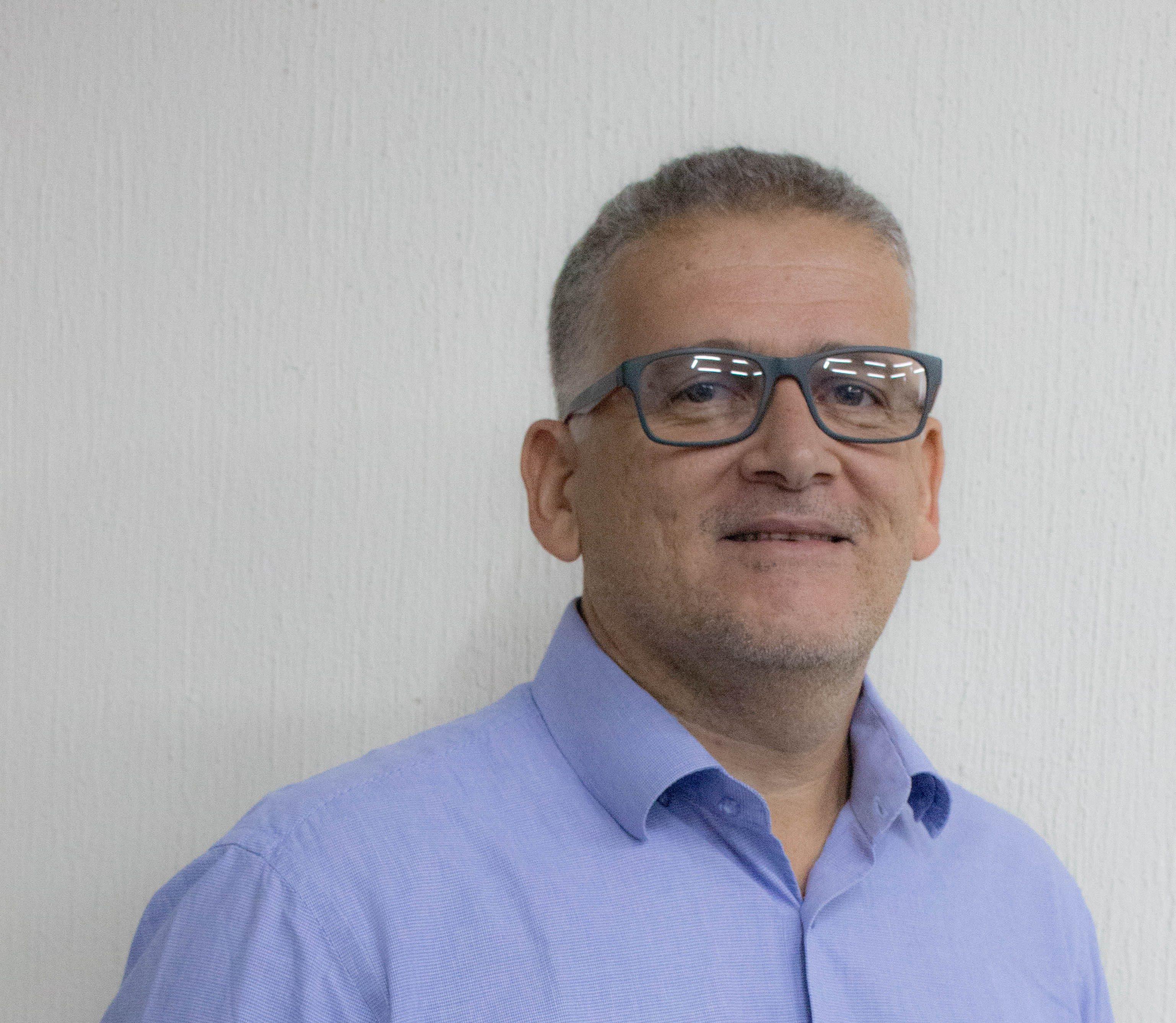 Rev. Gidélcio Ferreira Lola