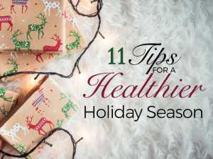 Stay Healthy this season with chiropractic care.