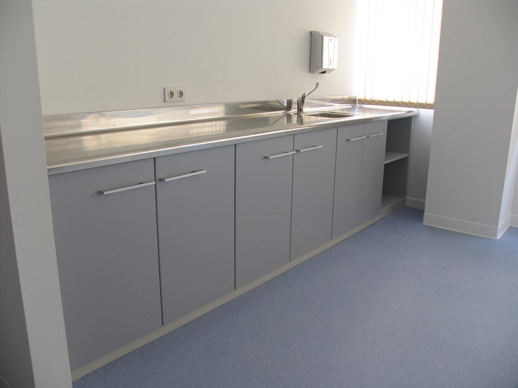 Muebles acero inoxidable hosteleria trabajos en acero inoxidable metal delgado s l - Encimera acero inoxidable ...