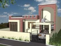 Design House Ground Floor Elevation