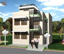 Duplex House Plans Designs