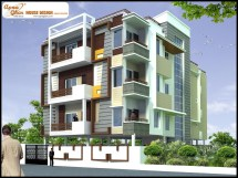 Independent House Floor Design
