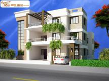 Triplex House Plans Designs