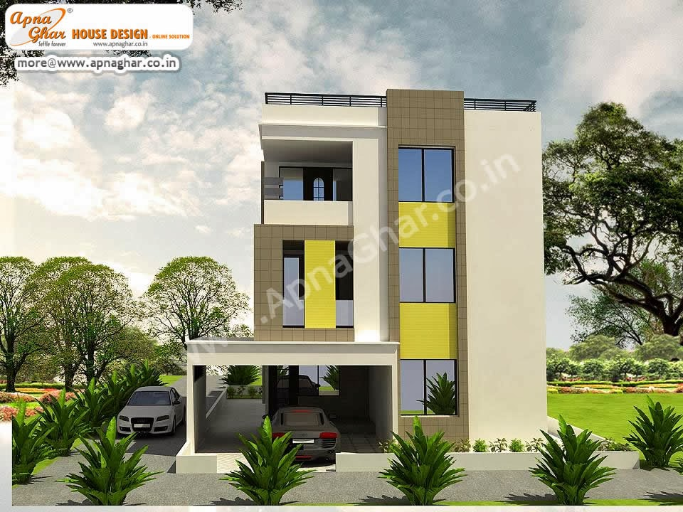 Modern Link House Design House And Home Design