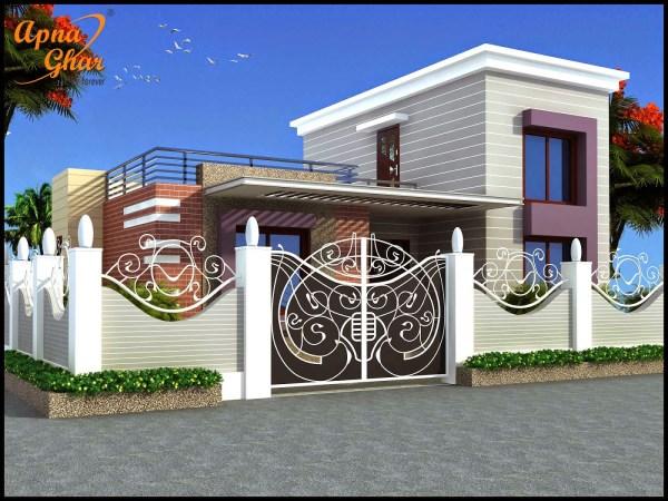 Simplex House Design